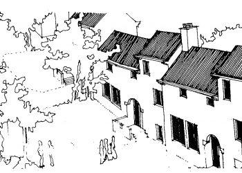 EX 77-303 Woerden, Wandelstraat
