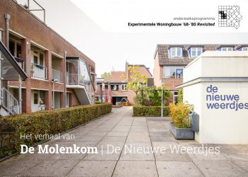 Boekje 'Het verhaal van de Molenkom – De Nieuwe Weerdjes' (2019)